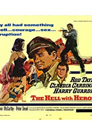 Watch Free The Hell with Heroes (1968)