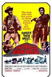 Watch Free The Hills Run Red (1966)