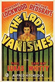 Watch Free The Lady Vanishes (1938)