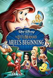 Watch Free The Little Mermaid: Ariels Beginning (2008)