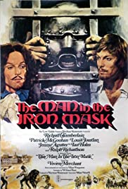 Watch Free The Man in the Iron Mask (1977)