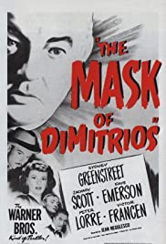 Watch Free The Mask of Dimitrios (1944)