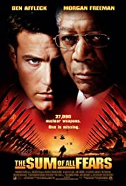Watch Free The Sum of All Fears (2002)