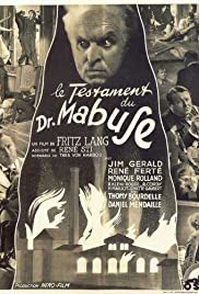 Watch Free The Testament of Dr. Mabuse (1933)