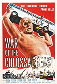 Watch Free War of the Colossal Beast (1958)