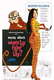 Watch Free Whats Up, Tiger Lily? (1966)