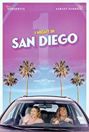 Watch Free 1 Night in San Diego (2019)