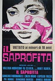 Watch Free Il saprofita (1974)