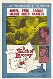 Watch Free A Touch of Larceny (1960)