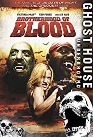 Watch Free Brotherhood of Blood (2007)