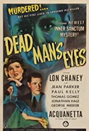 Watch Full Movie :Dead Mans Eyes (1944)