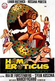 Watch Free Homo Eroticus (1971)