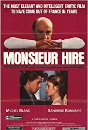 Watch Free Monsieur Hire (1989)