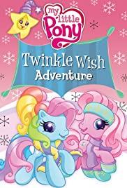 Watch Free My Little Pony: Twinkle Wish Adventure (2009)