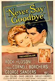 Watch Free Never Say Goodbye (1956)