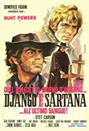 Watch Free One Damned Day at Dawn... Django Meets Sartana! (1970)
