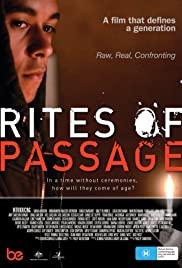Watch Free Rites of Passage (2013)