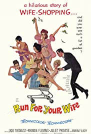 Watch Free Run for Your Wife (1965)