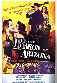 Watch Free The Baron of Arizona (1950)