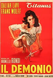 Watch Free The Demon (1963)