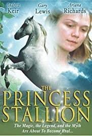 Watch Free The Princess Stallion (1997)