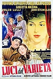 Watch Free Variety Lights (1950)