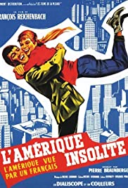Watch Free America As Seen by a Frenchman (1960)