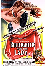 Watch Free Bullfighter and the Lady (1951)
