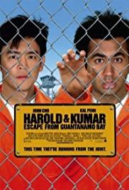 Watch Free Harold & Kumar Escape from Guantanamo Bay (2008)