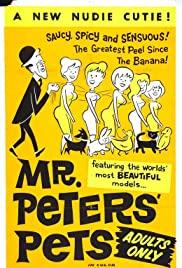 Watch Free Mr. Peters Pets (1963)