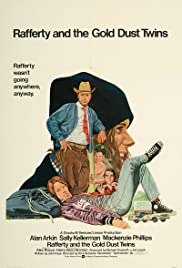Watch Free Rafferty and the Gold Dust Twins (1975)