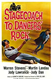 Watch Free Stagecoach to Dancers Rock (1962)