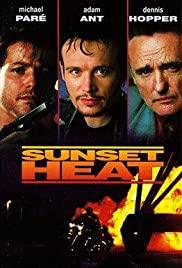 Watch Free Sunset Heat (1992)