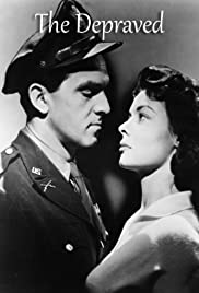 Watch Free The Depraved (1957)