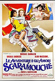 Watch Free The Loves and Times of Scaramouche (1976)