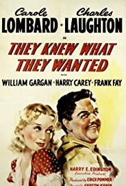 Watch Free They Knew What They Wanted (1940)