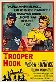 Watch Free Trooper Hook (1957)