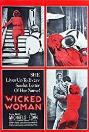 Watch Free Wicked Woman (1953)