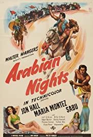Watch Free Arabian Nights (1942)