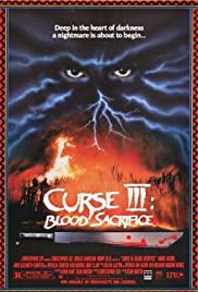 Watch Free Curse III: Blood Sacrifice (1991)