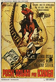 Watch Free A Few Dollars for Django (1966)