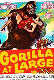 Watch Free Gorilla at Large (1954)