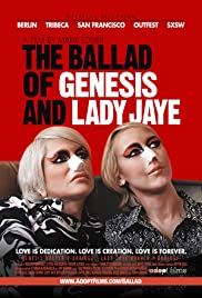 Watch Free The Ballad of Genesis and Lady Jaye (2011)