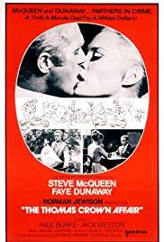 Watch Free The Thomas Crown Affair (1968)