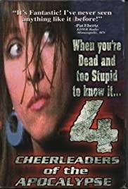 Watch Free 4 Cheerleaders of the Apocalypse (1997)