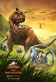 Watch Free Jurassic World: Camp Cretaceous (2020 )