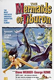 Watch Free Mermaids of Tiburon (1962)