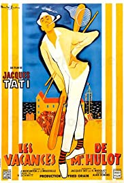 Watch Free Monsieur Hulots Holiday (1953)