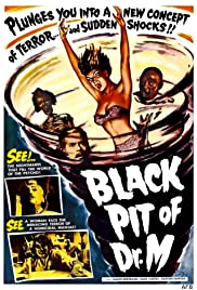 Watch Free The Black Pit of Dr. M (1959)