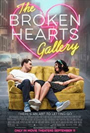 Watch Free The Broken Hearts Gallery (2020)